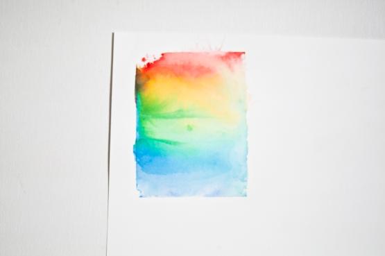 4.finished rainbow